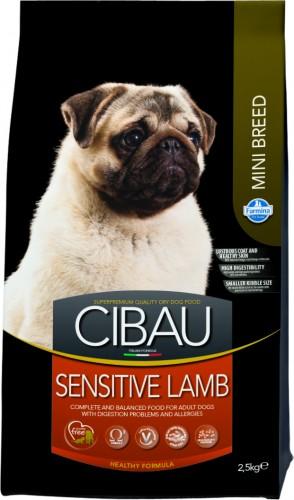 Cibau Sensitive Lamb Mini