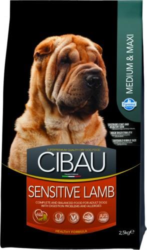 Cibau Sensitive Lamb Medium & Maxi