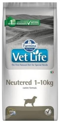 Vet Life Dog Neutered 1-10 kg