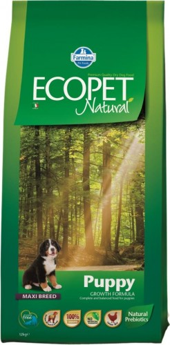 Ecopet Natural Puppy Maxi