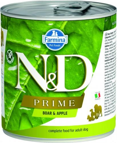 N&D Prime Dog Wet Boar & Apple