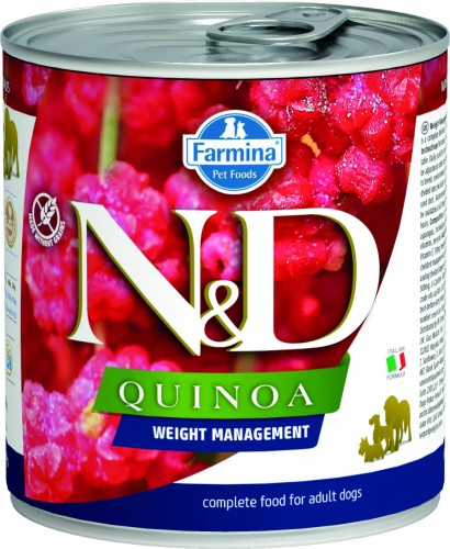 N&D Dog Quinoa Wet Weight Management