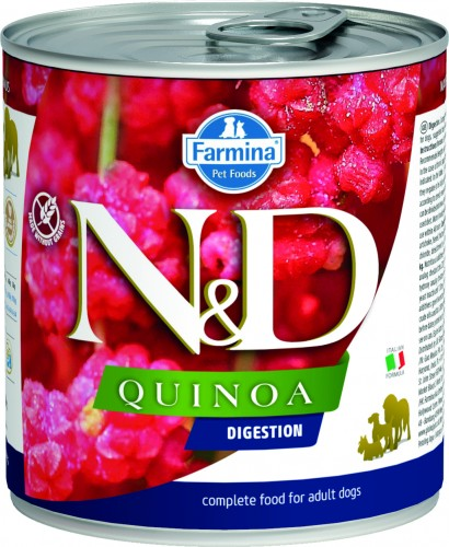 N&D Dog Quinoa Wet Digestion