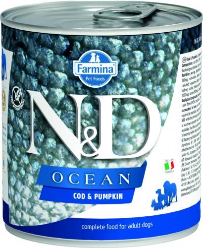 N&D Ocean Dog Wet Cod & Pumpkin