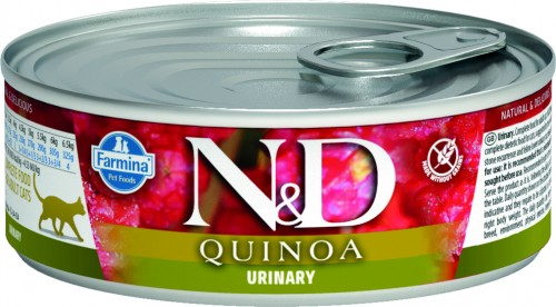 N&D Cat Quinoa Wet Urinary