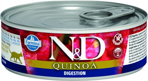 N&D Cat Quinoa Wet Digestion