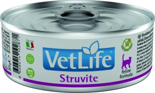 Vet Life Wet Cat Struvite